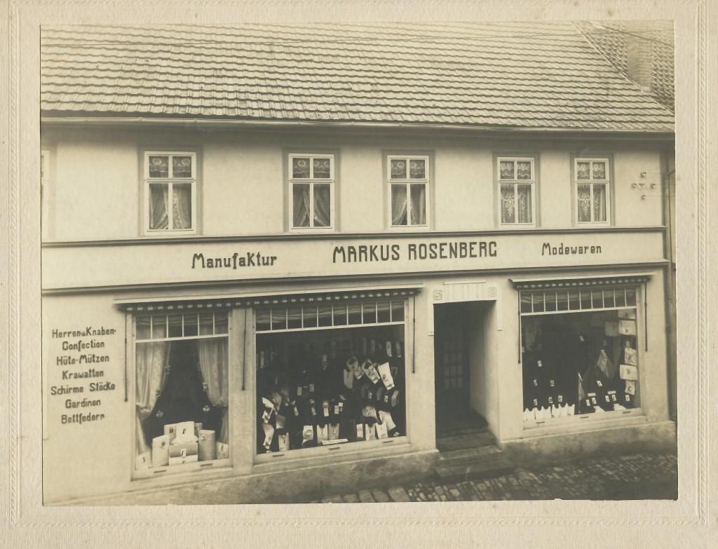 ROSENBERG, M. STORE001