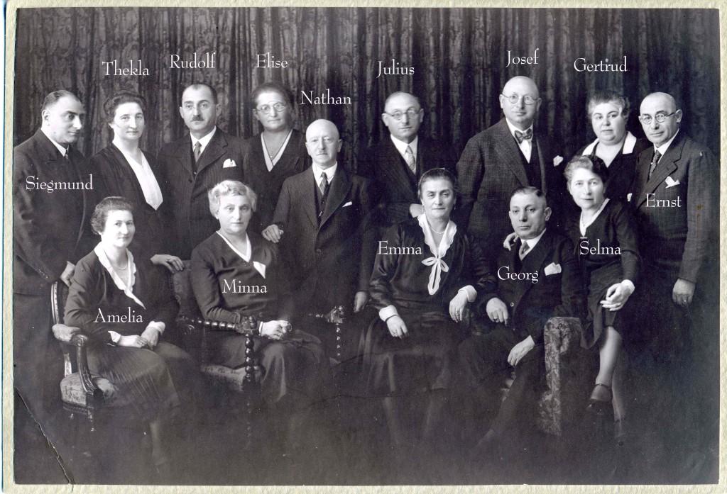 Gassenheimer Familienbild w-Names