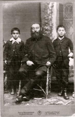 Samuel Gassenheimer 1888