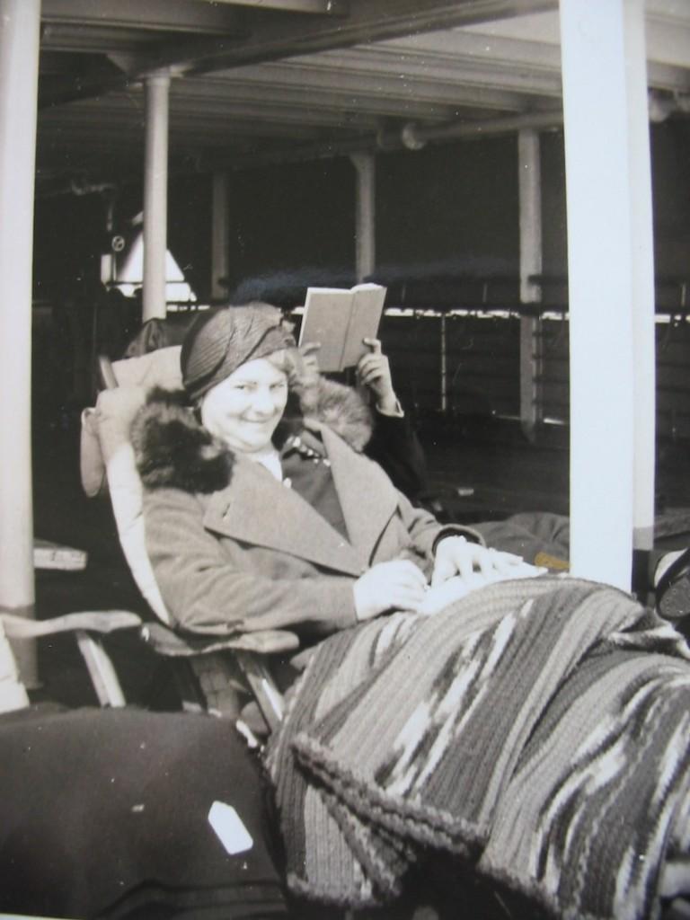 Nanett Levinstein 1941