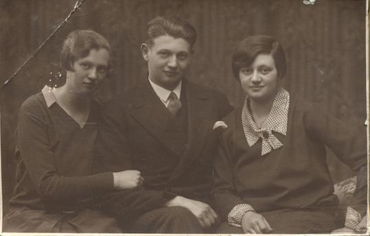 Rosenbergers 1930?