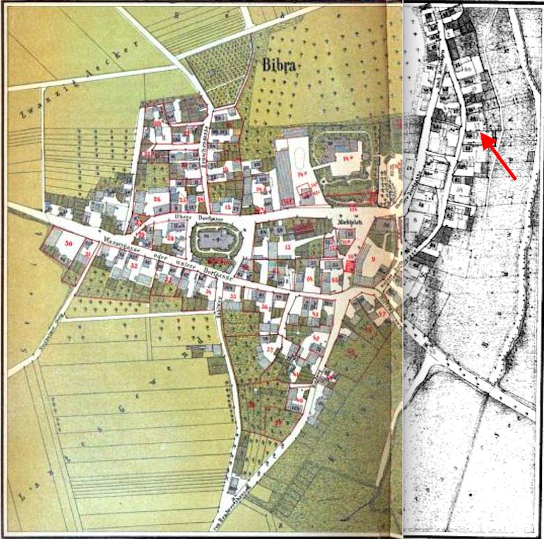 Bibra Map