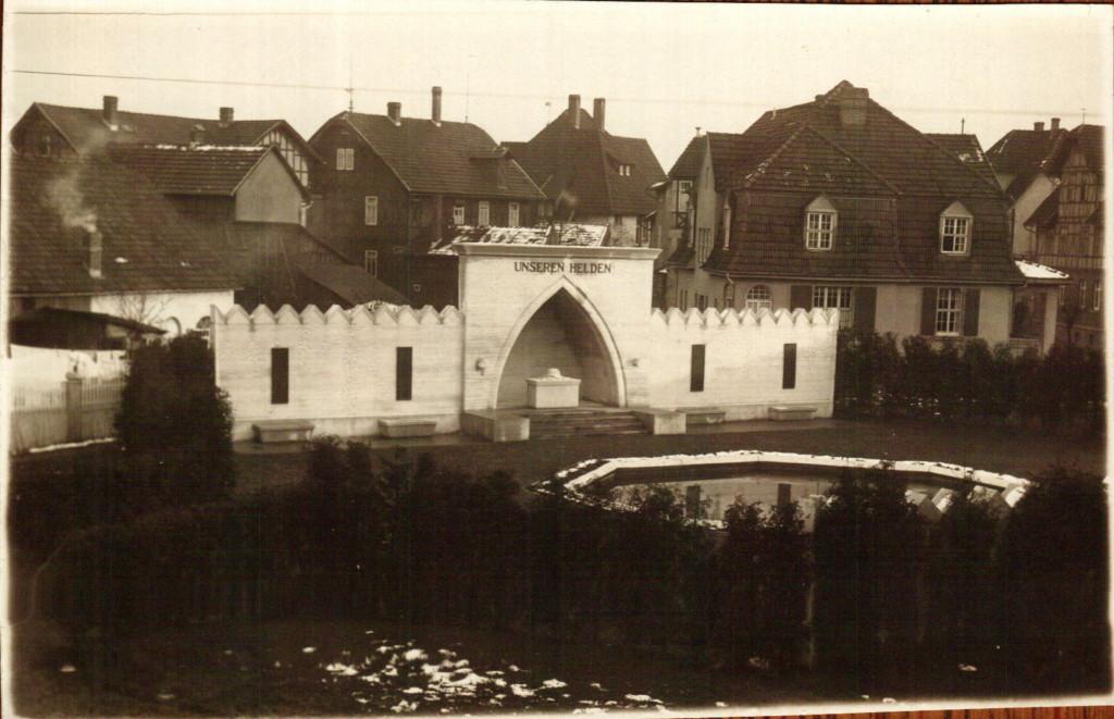 1.5 WWI Memorial.Villa Wolf