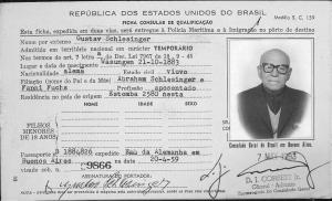 1963-Gustav to Brazil