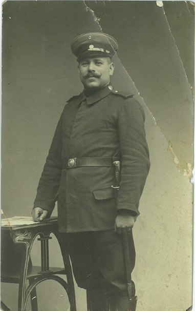 Gustav Schlesinger WWI
