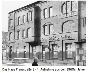 Haus Franzstrasse 3-4